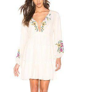 NWT Free People - Spell On You Mini Dress